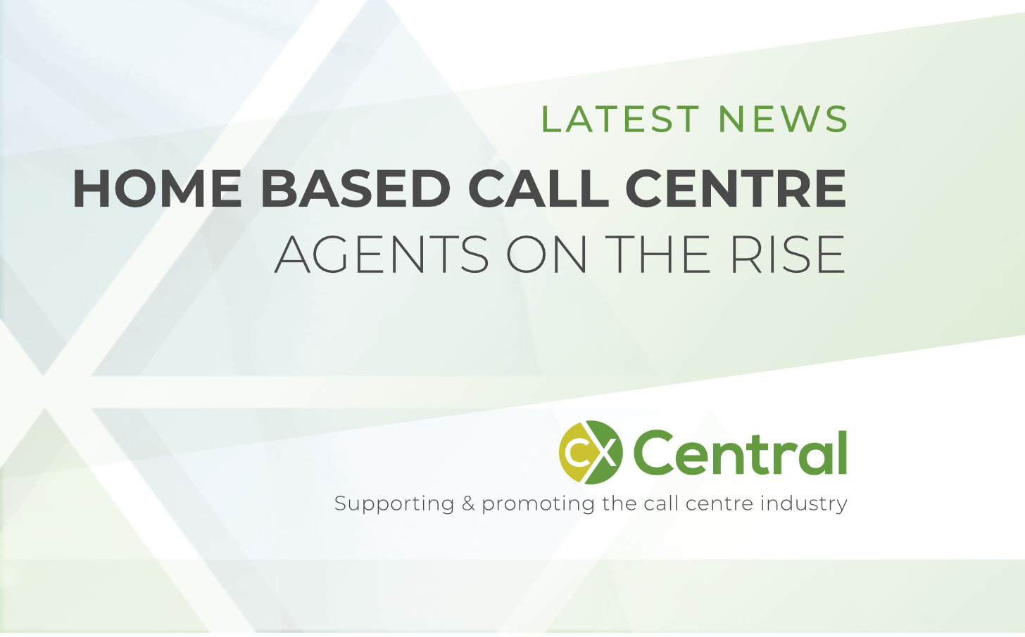 Home-based contact centre agents on the rise