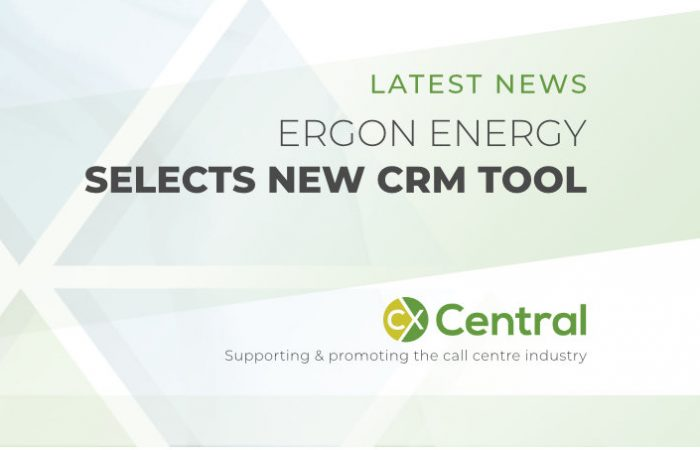 Ergon Energy selects new CRM tool