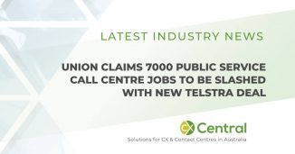 Public Service Call Centre jobs at risk due to new Telstra deal