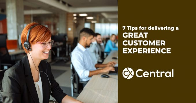 Tips on how to deliver great customer service