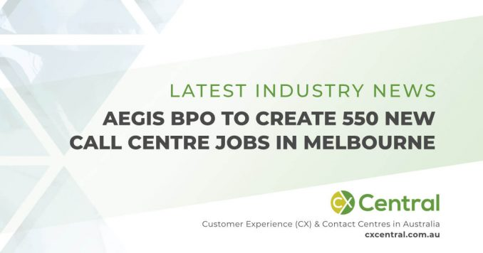 Aegis BPO Services to create new call centre jobs