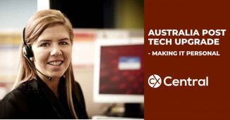 Australia Post call centre technology upgrade