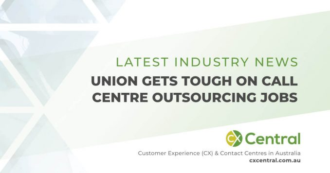 Union not happy with DHS call centre outsourcing