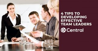 4 tips for developing effective team leaders in the call centre