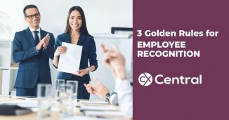 3 Golden rules for employee recognition