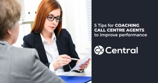 5 Tips for coaching call centre agents to improve performance