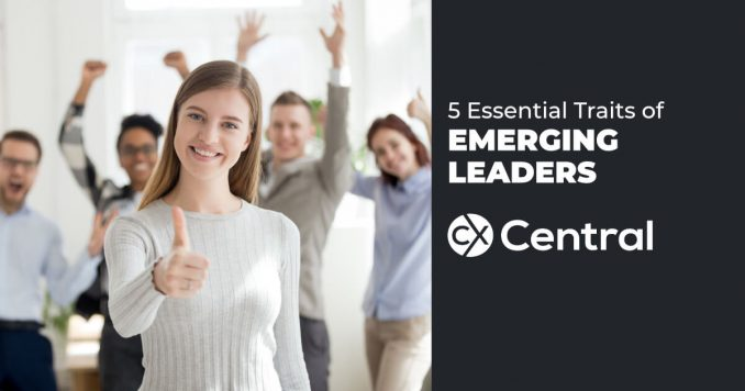 5 Traits of emerging leaders