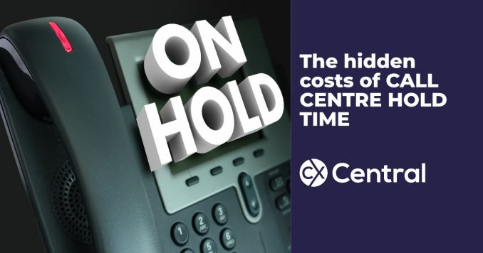 The hidden costs of call centre hold time