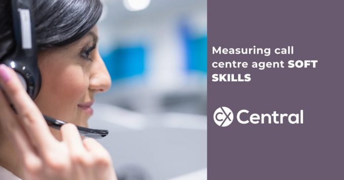Measuring call centre agent soft skills
