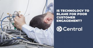 Does technology prevents customer engagement