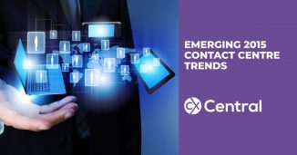 Emerging 2015 contact centre trends