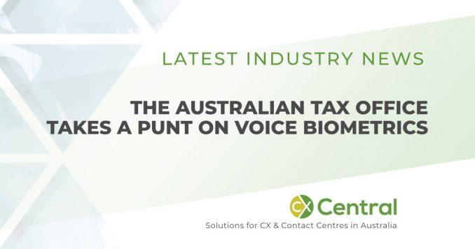 Australian Tax Office implements Voice Biometrics technology