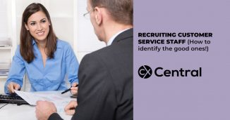 Tips for recruiting customer service staff