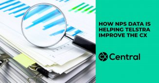 How NPS data is helping Telstra improve their CX