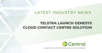 Telstra announce Genesys contact centre solution in the cloud