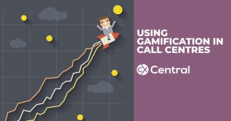 Using gamification in call centres