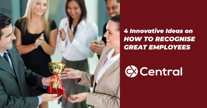 innovative ideas to recognise employees