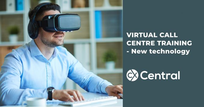 virtual call centre training