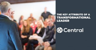 The attribute you need to be a Transformational Leader