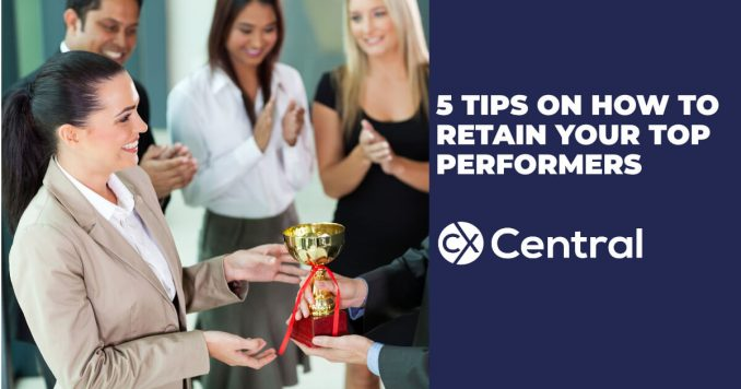 tips on how to retain high performers at work