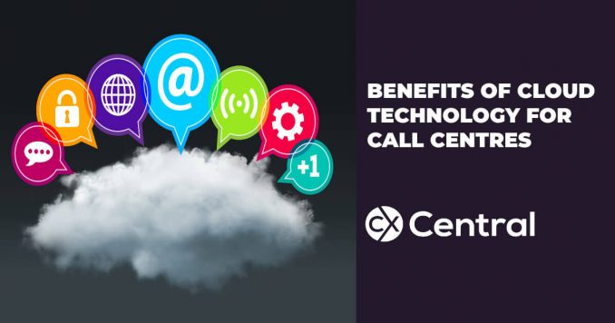 Benefits of cloud technology for call centres