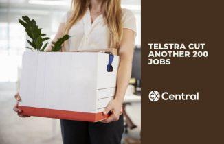 Telstra cut another 200 jobs
