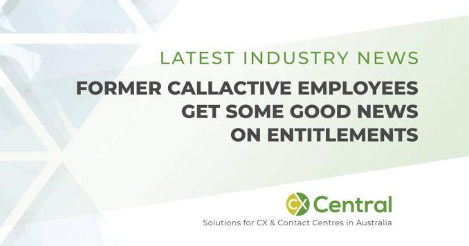 CallActive Liquidation update