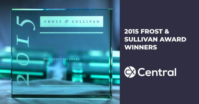 Frost & Sullivan 2015 Awards Australia