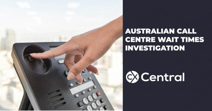 Australian call centre wait times investigation
