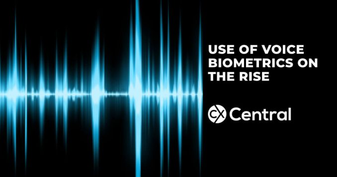 Use of voice biometrics in call centres on the rise