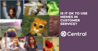 Is it OK to use memes in customer service
