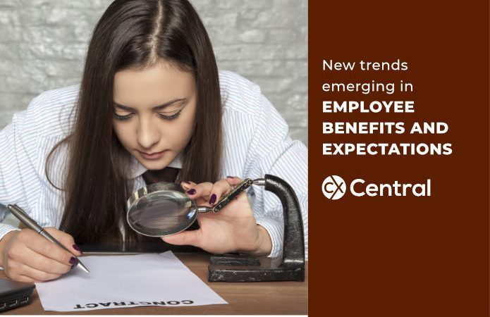 New trends emerging in EMPLOYEE BENEFITS AND EXPECTATIONS