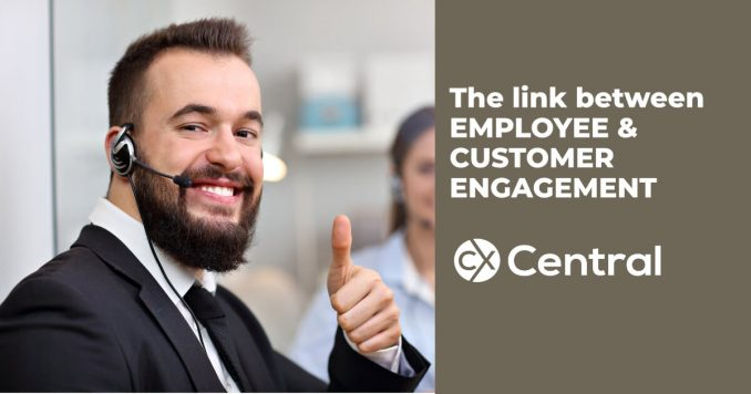 The link between employee and customer engagement