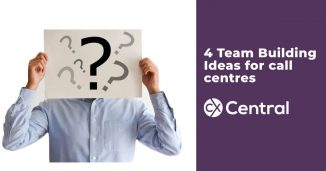 4 team building ideas for contact centres