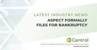Contact centre technology company Aspect files for bankruptcy