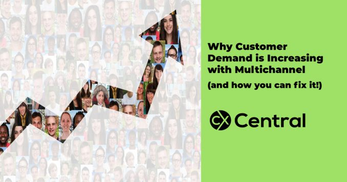 Causes of increased customer demand