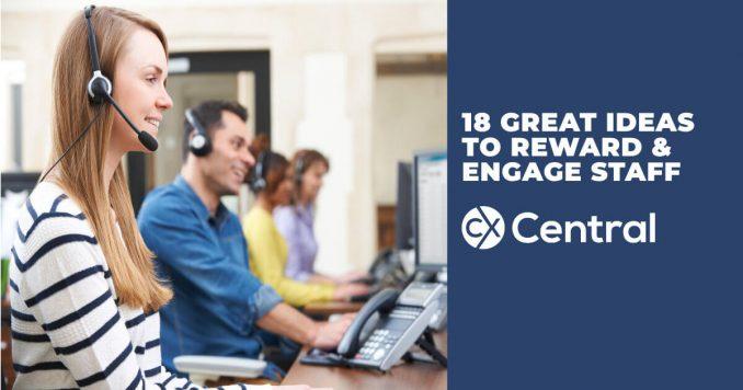 18 great ideas to reward staff