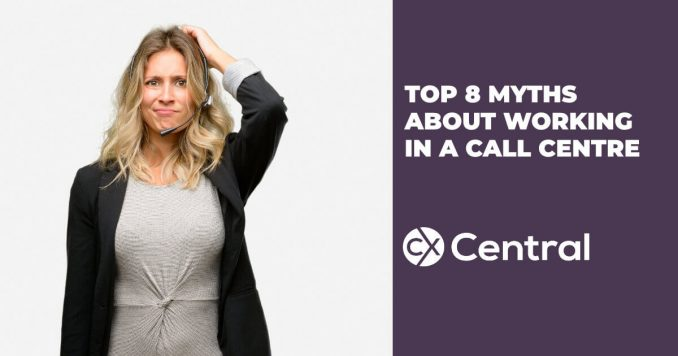 8 Myths about working in a call centre