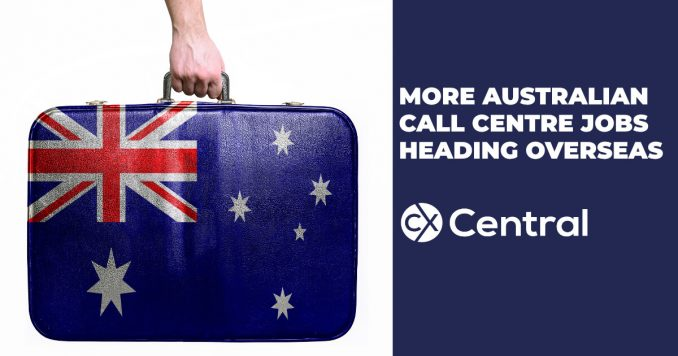 More Australian call centre jobs moving offshore