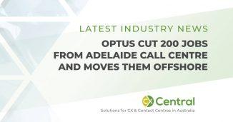 OPTUS call centre cuts jobs
