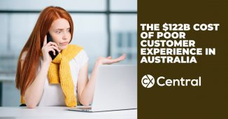 Poor customer experience in Australia