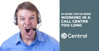 10 Signs you've been working in a call centre too long