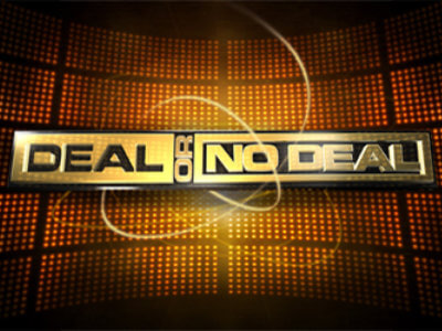 Play the deal or no deal game in the call centre