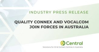 Quality Connex and Vocalcom join forces in Australia and New Zealand