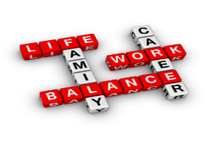A work life balance is possible when working in a call centre