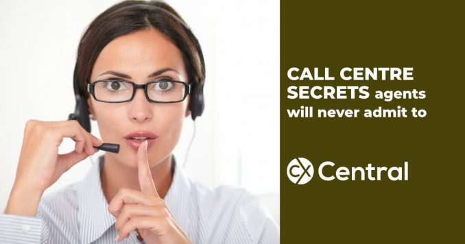 Call centre secrets agents will never admit