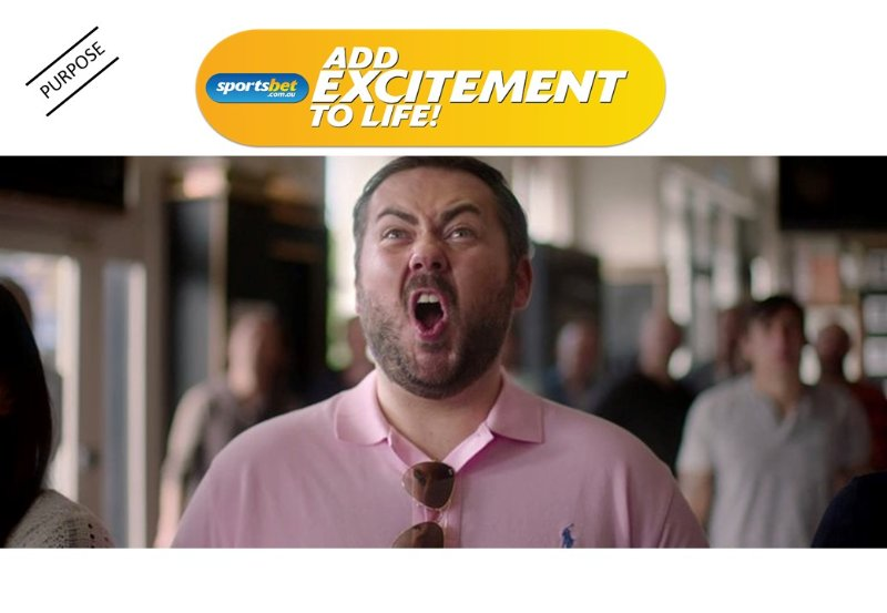 Sportsbet add excitement to life