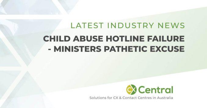 Child Abuse Hotline Failure in South Australia