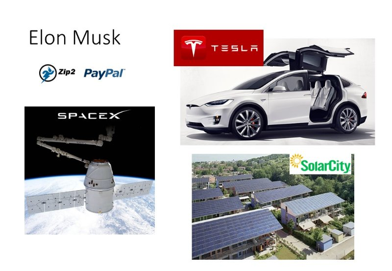 Elon Musk businesses