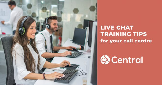 Live Chat Training Tips for your call centre
